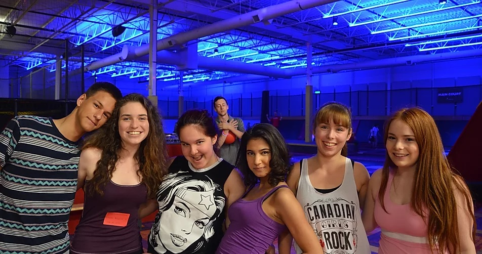 Xtreme night at Xtreme Trampoline Park