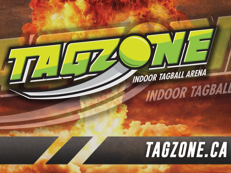 Paintball missions at Tag Zone